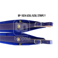 BP STRAPS 10 CM AZUL/AZUL MODELO BP-1024